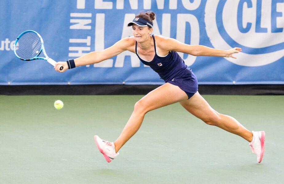 Indian Wells 2021 | Irina Begu, meci de senzaţie în turul 2. Ce a făcut românca în faţa elveţiencei Jil Teichmann