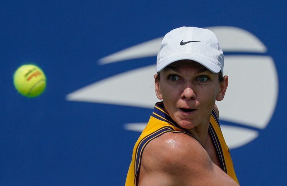"""Simona Halep – Elina Svitolina, în optimile de finală la US Open 2021! Meci cu miză uriașă pentru """"Simo"""""""