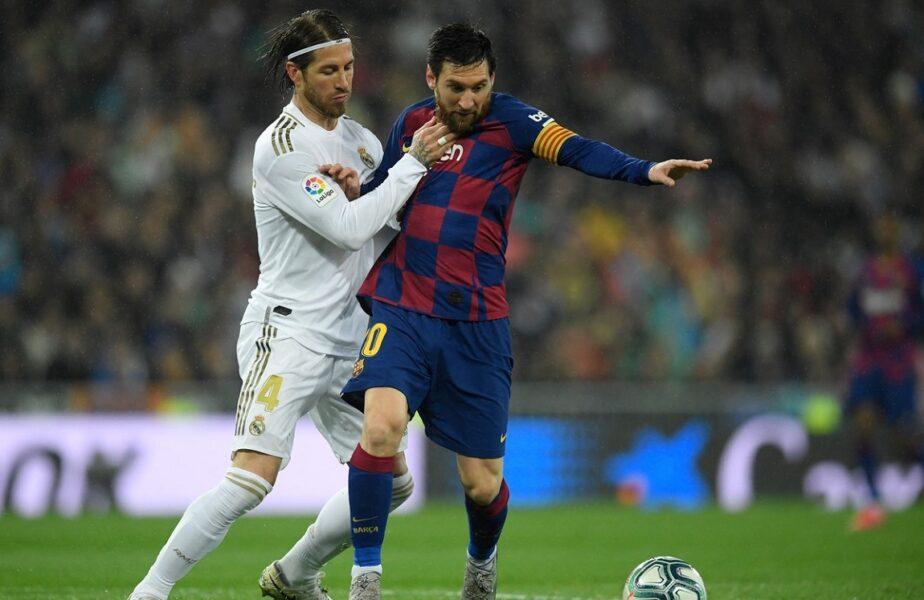 """Sergio Ramos, primul mesaj pentru Lionel Messi! """"Cine ar fi crezut?"""" + Messi a jucat fotbal cu fiii săi pe stadionul lui PSG"""