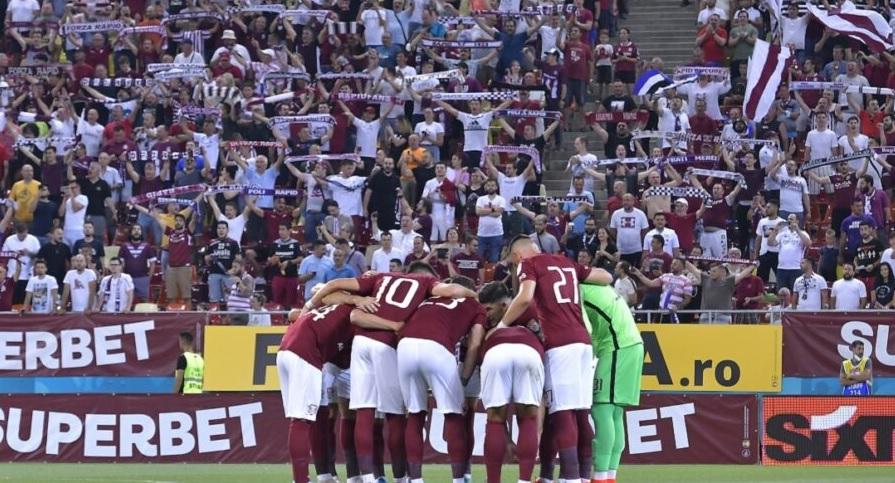 """Rapid – FCSB   Continuă războiul declaraţiilor înainte de derby. Florin Tănase: """"Până la urmă, jucăm cu o nou-promovată"""""""