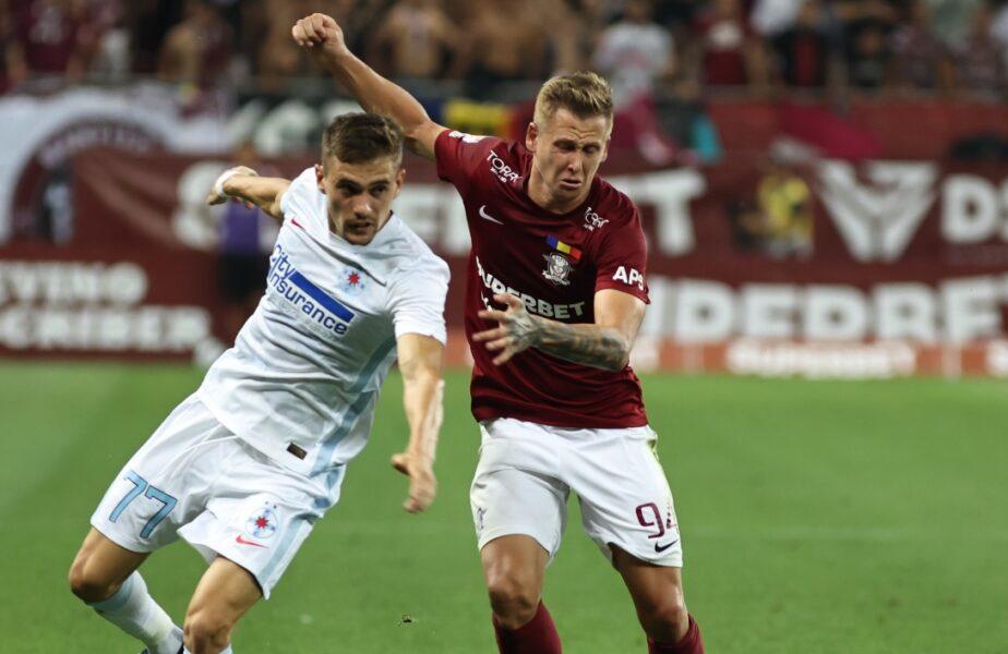 Rapid - FCSB 1-0   Panduru i-a făcut praf pe jucătorii lui Gigi Becali