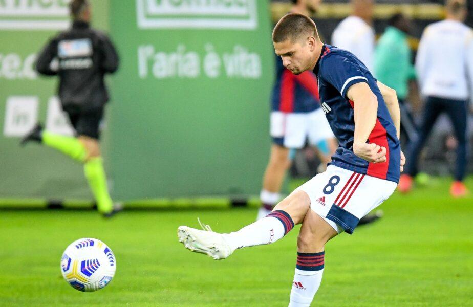 Răzvan Marin a marcat un gol spectaculos, după un dribling ca al lui Messi. Început perfect de sezon pentru român