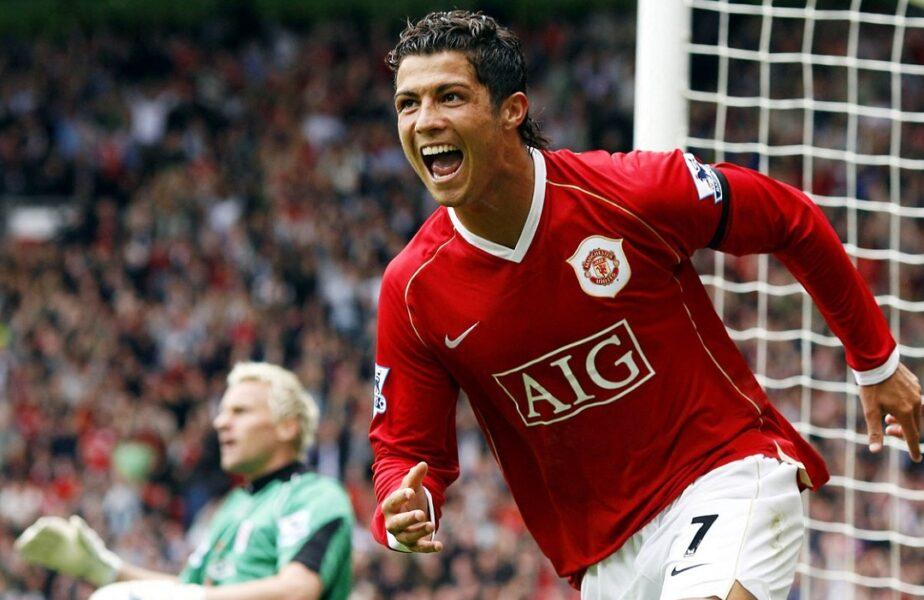 OFICIAL! Cristiano Ronaldo a semnat cu Manchester United. Anunţul momentului în fotbalul mondial
