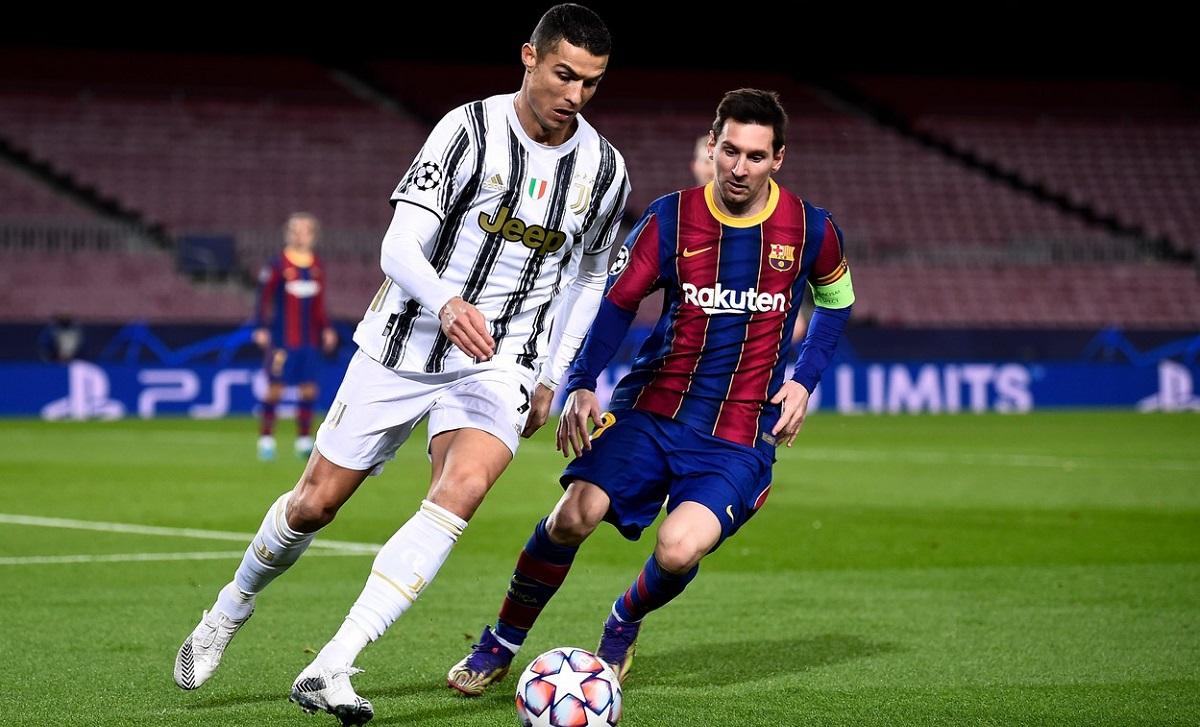 Gică Hagi îşi doreşte ca Messi şi Ronaldo să fie coechipieri