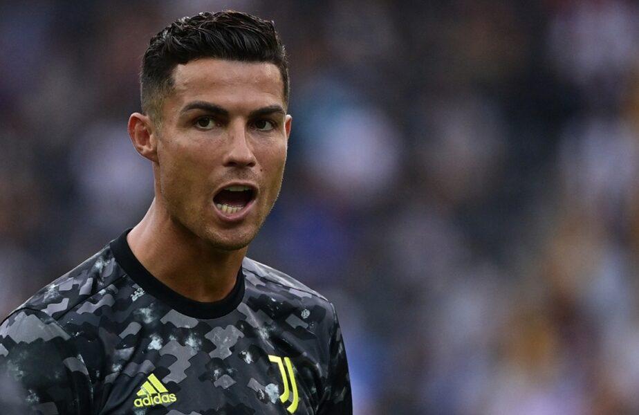 """Conducătorii lui Juventus au explicat de ce Cristiano Ronaldo a fost rezervă în Udinese – Juventus. Anunţ despre viitorul portughezului: """"Confirm 100%"""""""