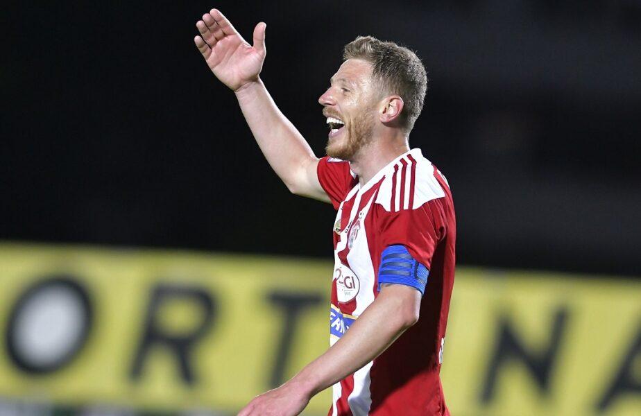 Sepsi – CS Mioveni 1-2. Echipa lui Grozavu n-a trecut peste eliminarea din Conference League. Final nebun la Sfântu Gheorghe