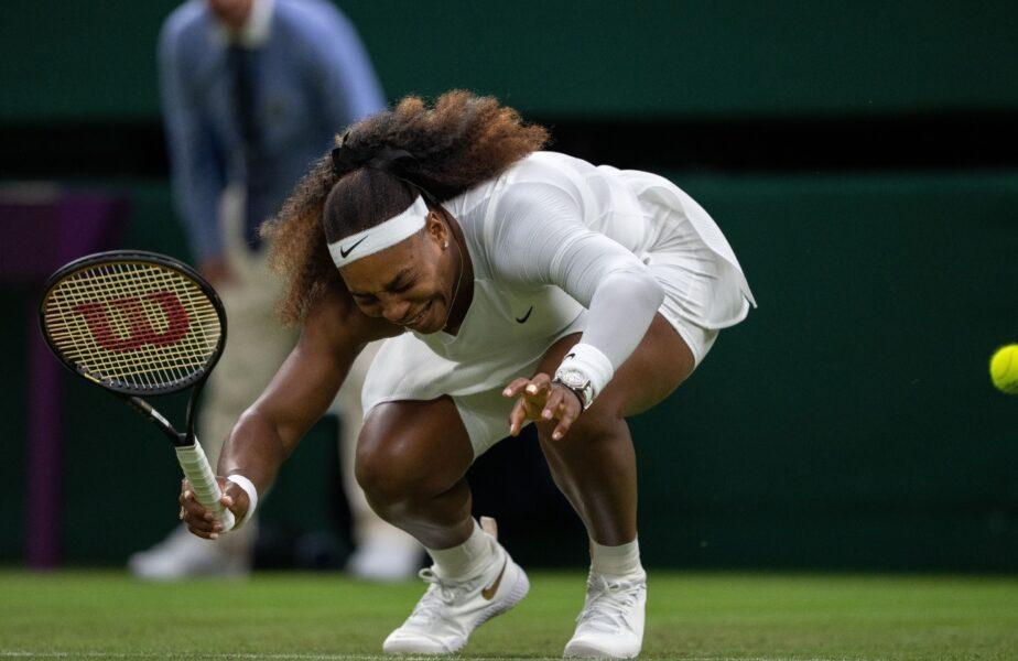 Serena Williams s-a retras de la US Open după o ruptură de tendon. Mesajul emoţionant al campioanei din Statele Unite
