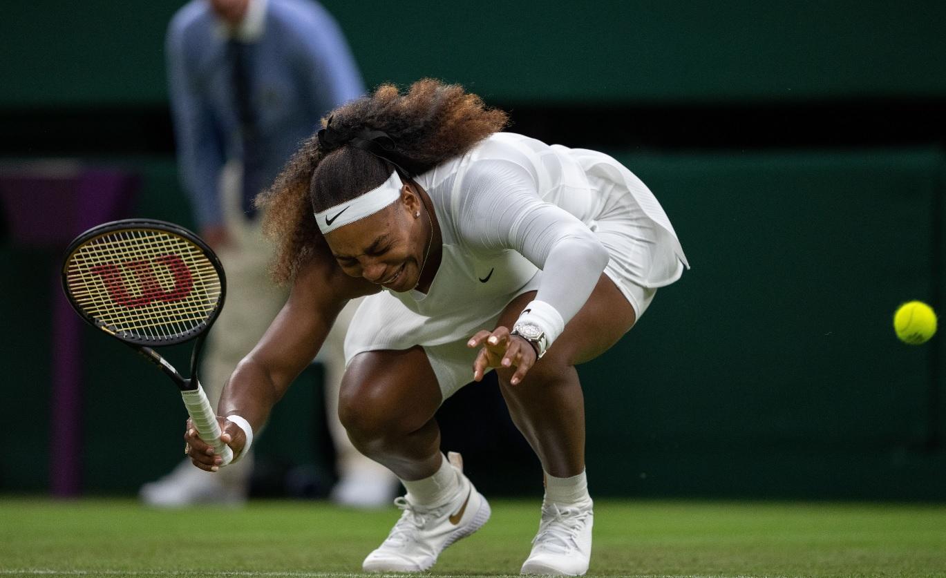 Serena Williams s-a retras de la US Open după o ruptură de tendon