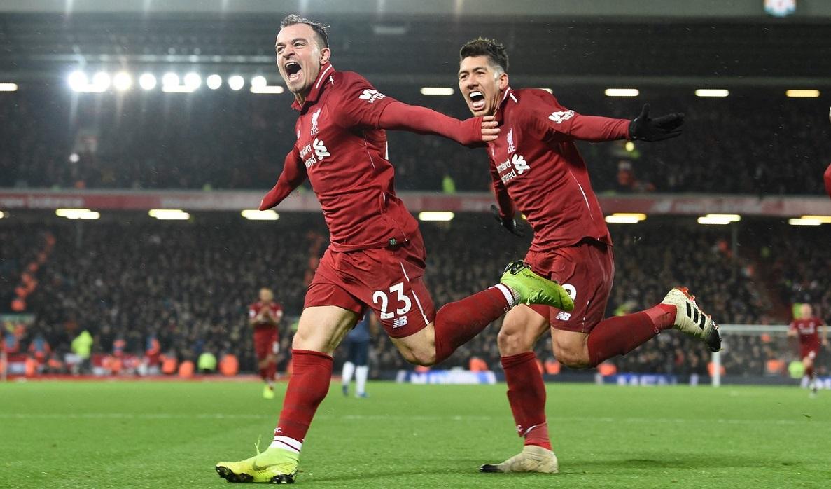Shaqiri a fost vândut de Liverpool