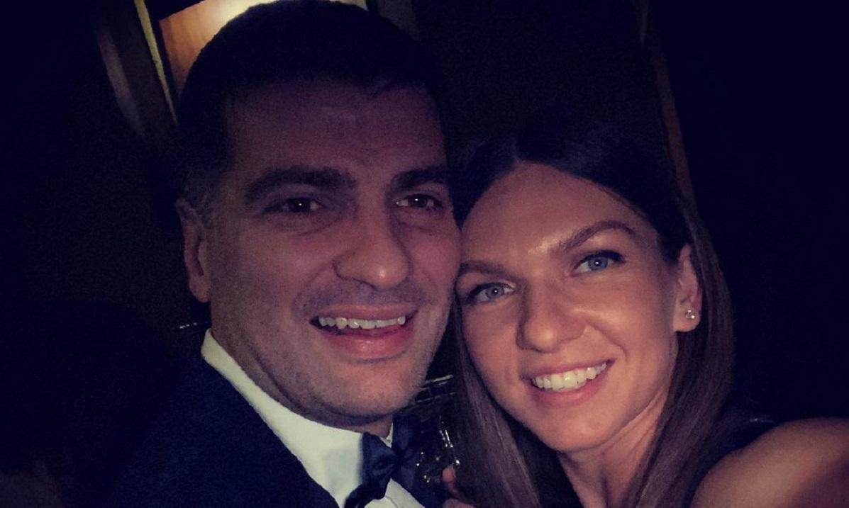 Simona Halep a vorbit despre nunta cu Toni Iuruc
