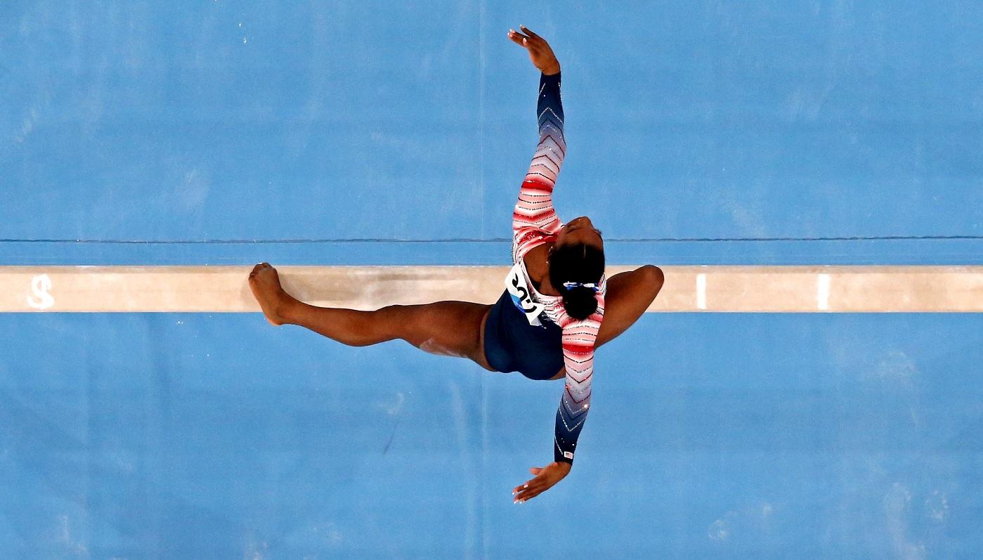 Jocurile Olimpice 2020 | Simone Biles a rămas fără aur la Tokyo. Chinezoaicele au bătut-o la bârnă