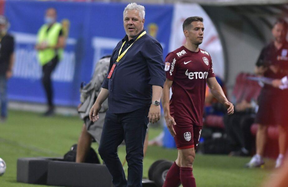 Marius Şumudică a explicat de ce l-a titularizat pe Alex Chipciu în meciul cu CS Mioveni. Probleme pentru Arlauskis!