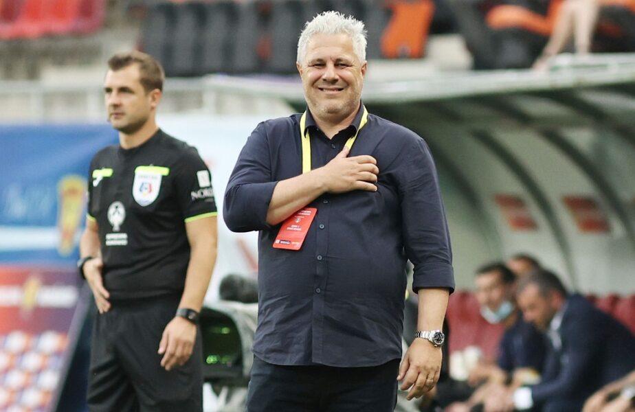 """Reacție categorică a lui Marius Șumudică când a fost întrebat de stilul lui Dan Petrescu de la CFR Cluj. """"Sunt un alt gen de antrenor!"""". Ce record negativ a înregistrat!"""