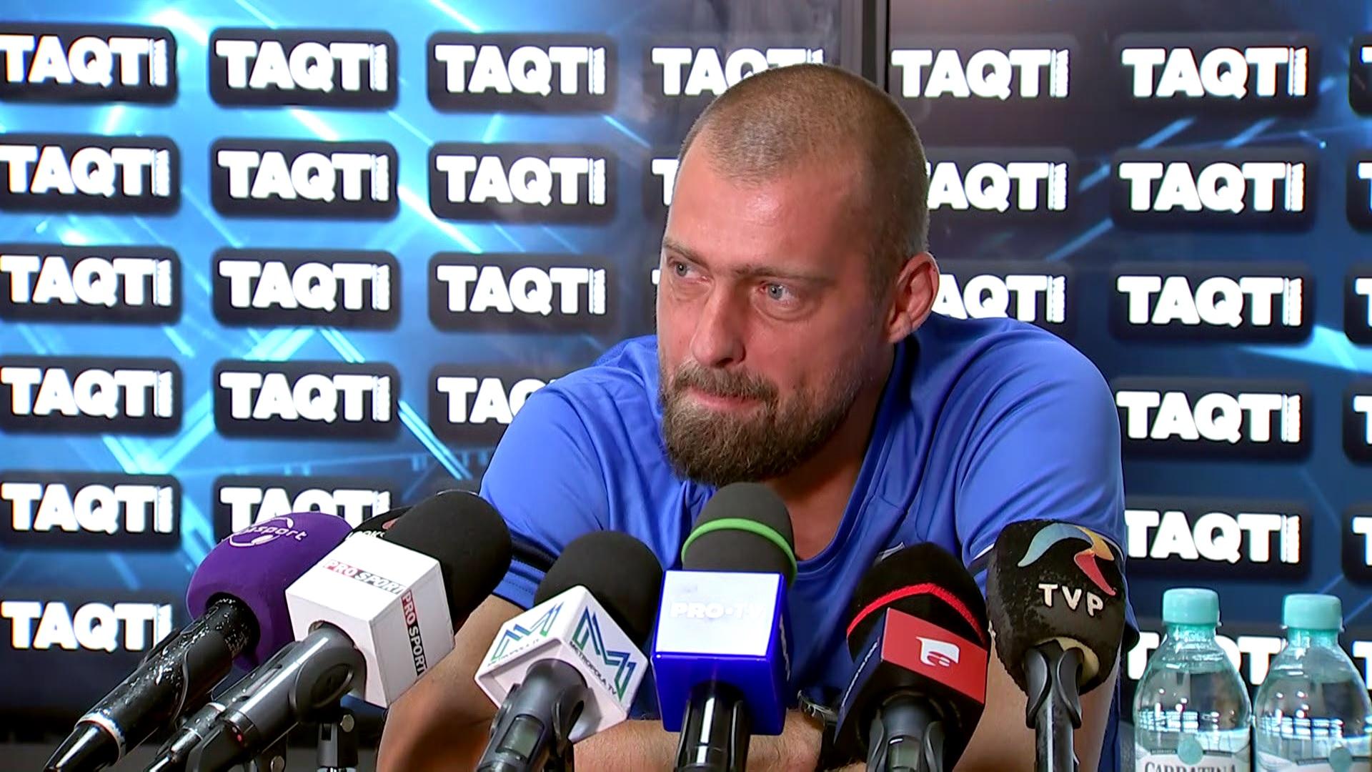 Gabi Tamaş, surprins de lotul convocat de Mirel Rădoi