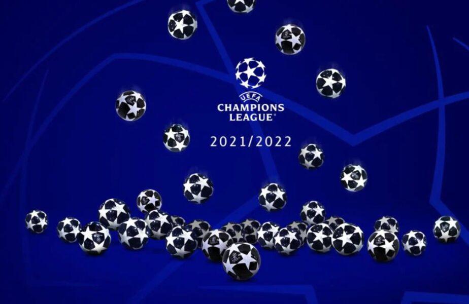 S-au tras la sorţi grupele Ligii Campionilor. Nebunie totală: Manchester City – PSG, Barcelona – Bayern, Chelsea – Juventus! Ghinion teribil pentru Mircea Lucescu