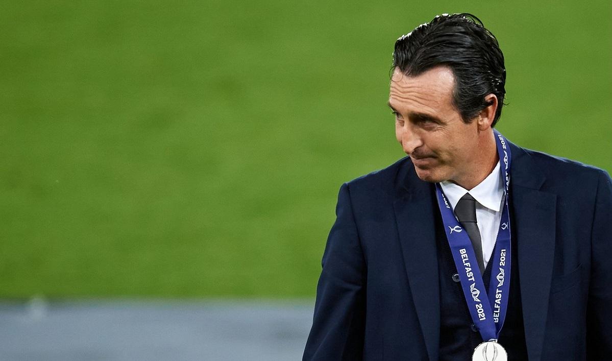 Reacția lui Unai Emery după Supercupa Europei