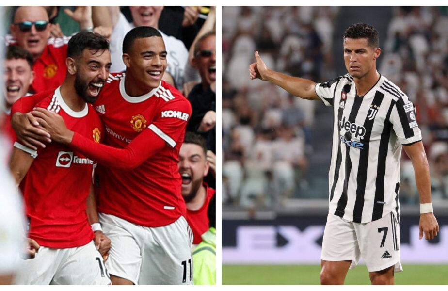 """Cum au reacționat jucătorii lui Manchester United după transferul lui Cristiano Ronaldo. """"Wow! Înfricoșător"""""""