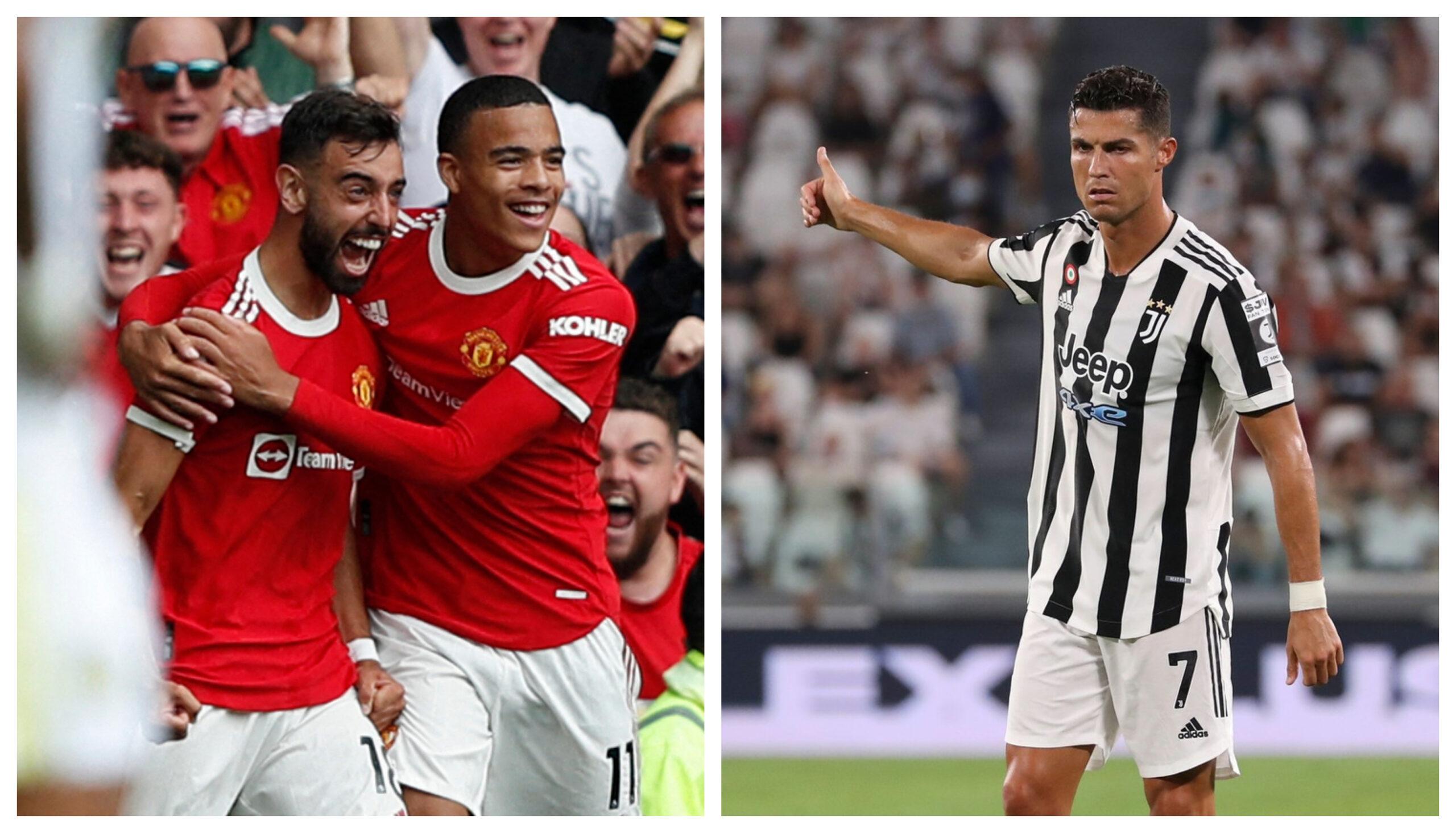 Reacția jucătorilor lui Manchetser United după transferul lui Cristiano Ronaldo