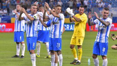 Universitatea Craiova – FC Botoşani 1-0. Echipa lui Reghecampf nu concepe încă un pas greşit. Oltenii au deschis scorul după o fază superbă