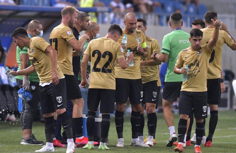 FC Voluntari – FC Argeș 0-0. Echipa lui Liviu Ciobotariu caută a șaptea victorie consecutivă. Echipele de start