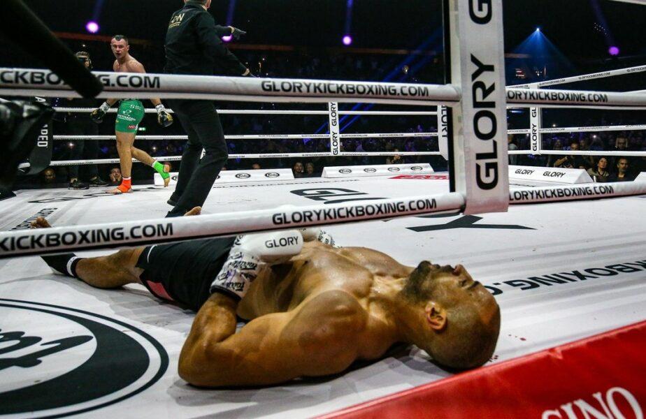 Anunțul făcut de Badr Hari la câteva ore după ce și-a luat un KO greu de privit!