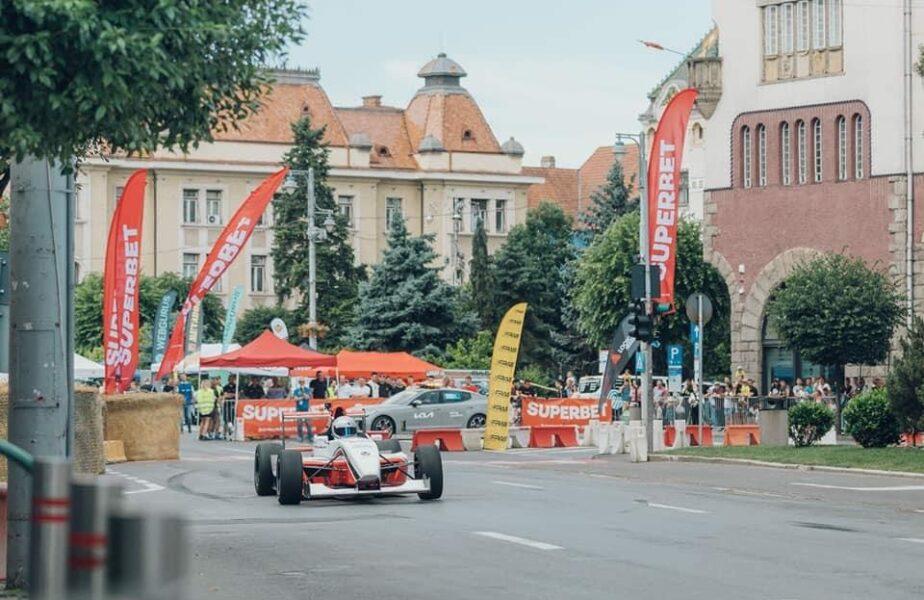 Jerome France, la un pas de titlul de campion la super rally