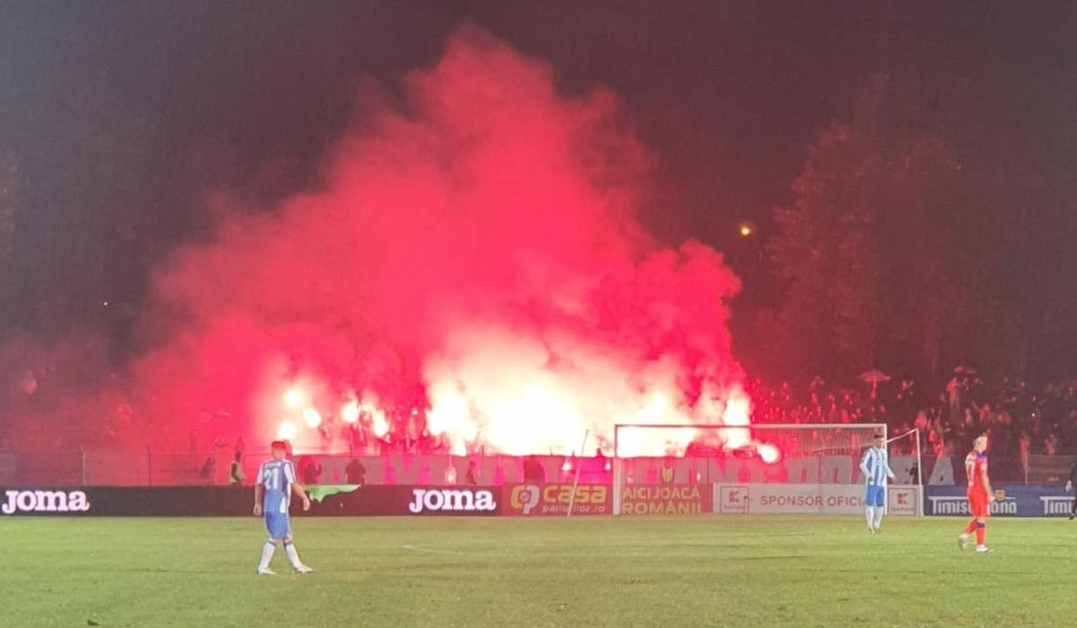 CS Hunedoara - FCSB