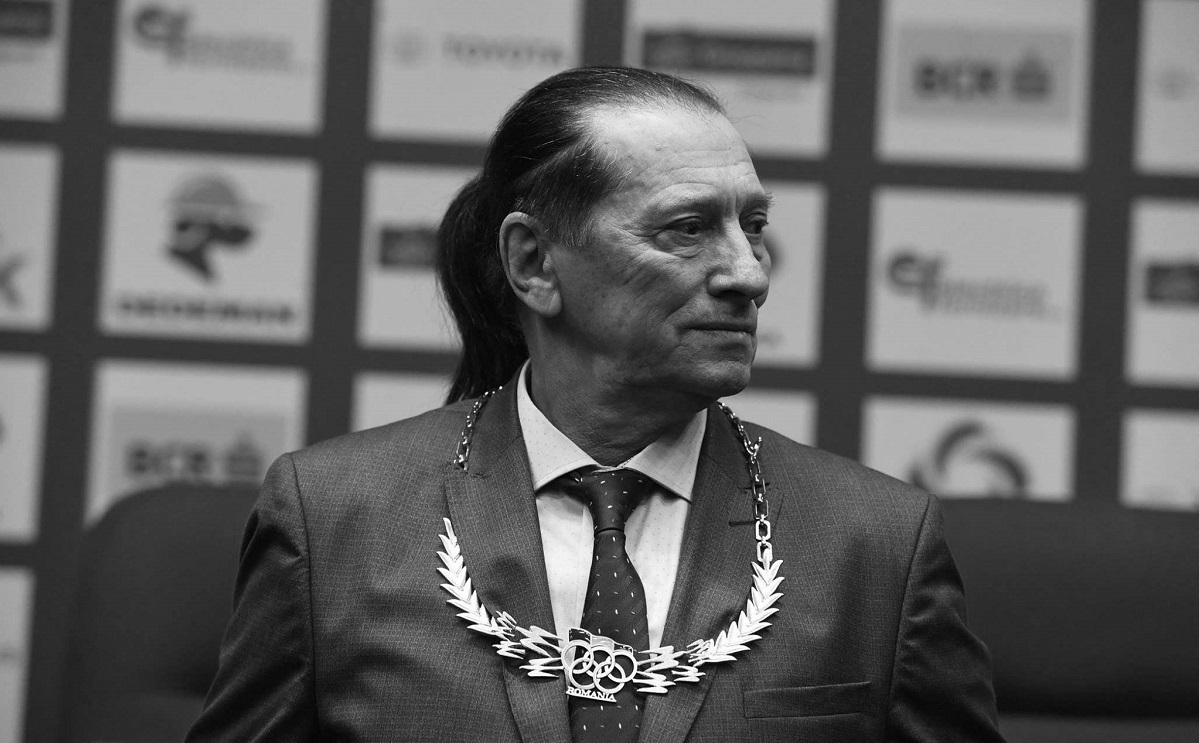 Legendarul Ivan Patzaichin a murit la 71 de ani