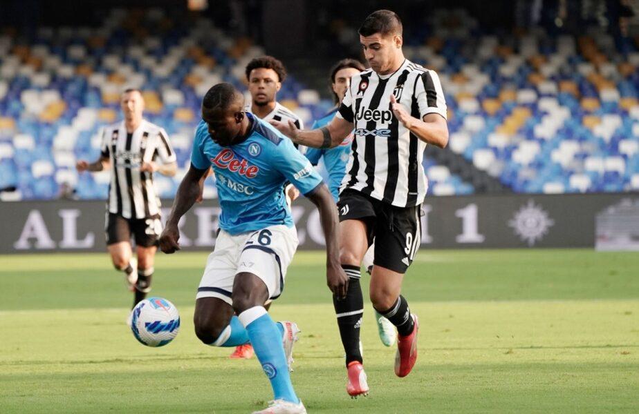 Spectacol în Europa! Kalidou Koulibaly, erou în Napoli – Juventus 2-1. Campioana Germaniei, de neoprit în RB Leipzig – Bayern 1-4. Erling Haaland a fost uriaş în Leverkusen – Dortmund 3-4. Rezultatele zilei sunt AICI