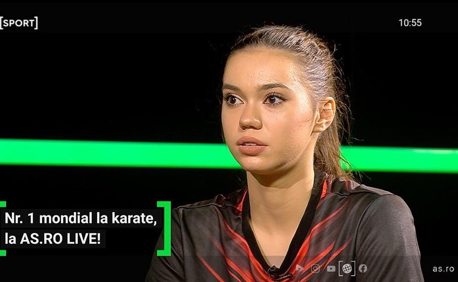 """A ieșit campioană europeană după ce s-a bătut cu mingile de tenis :)! """"Nu prea știu cum s-a jurizat!"""" Maria Coman este locul 1, în lume, la juniori"""