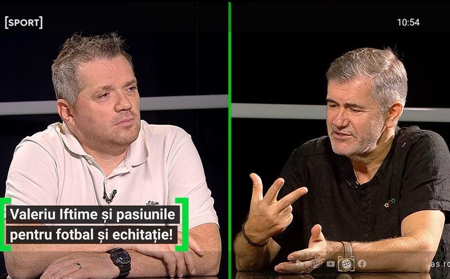 """Bugetul unei echipe de play-off! Dezvăluirile lui Valeriu Iftime: """"Atât mă costă pe an!"""" Cât a pierdut în fotbal și reacția genială după ce Mititelu și-a luat autocar de 500.000 de euro"""
