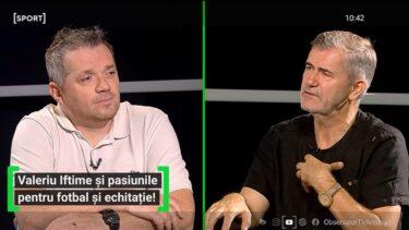 """Prețul cel bun pentru echipa de pe locul 2 din Liga 1! """"Am avut o discuție cu cineva de afară!"""" Câți bani vrea Valeriu Iftime pe FC Botoșani"""