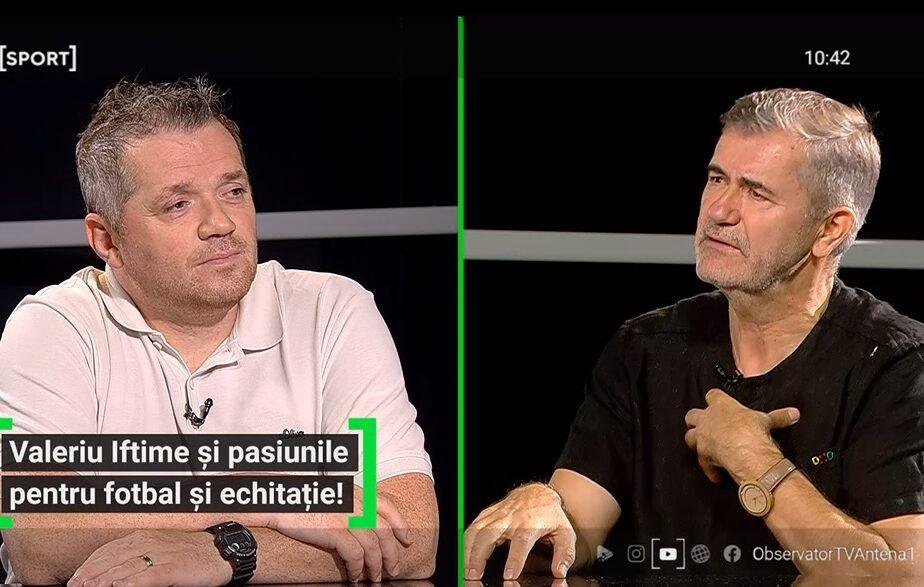 Valeriu Iftime a fost invitat la AS.ro Live