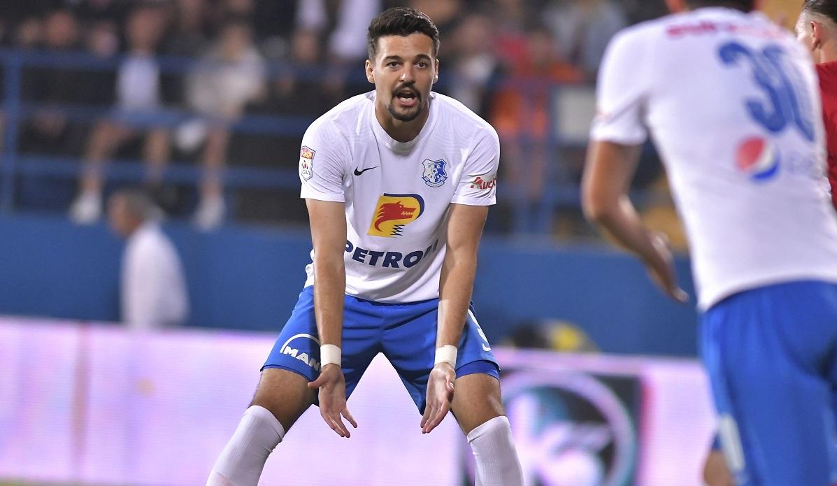 Adrian Petre a înscris al treilea gol pentru Farul