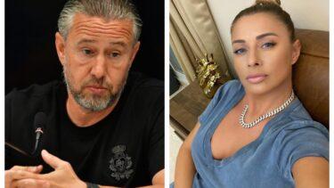 """""""Doamne, miluiește-mă"""". Gigi Becali, reacţie dură după divorţul dintre Anamaria Prodan şi Laurenţiu Reghecampf. Ce l-a nemulţumit pe patronul FCSB"""
