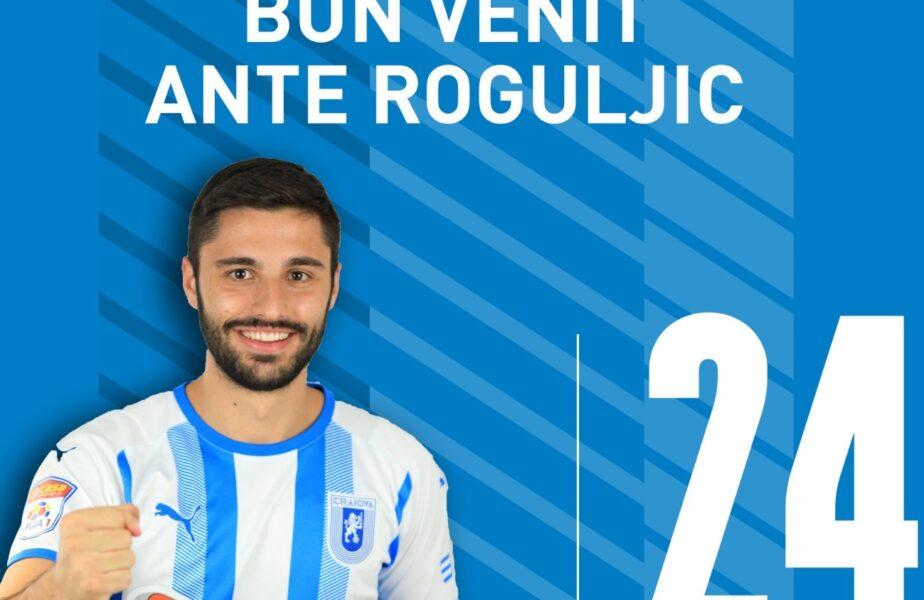 Prima reacţie a lui Ante Rogulic, după ce a semnat cu Universitatea Craiova. Promisiunea făcută fanilor