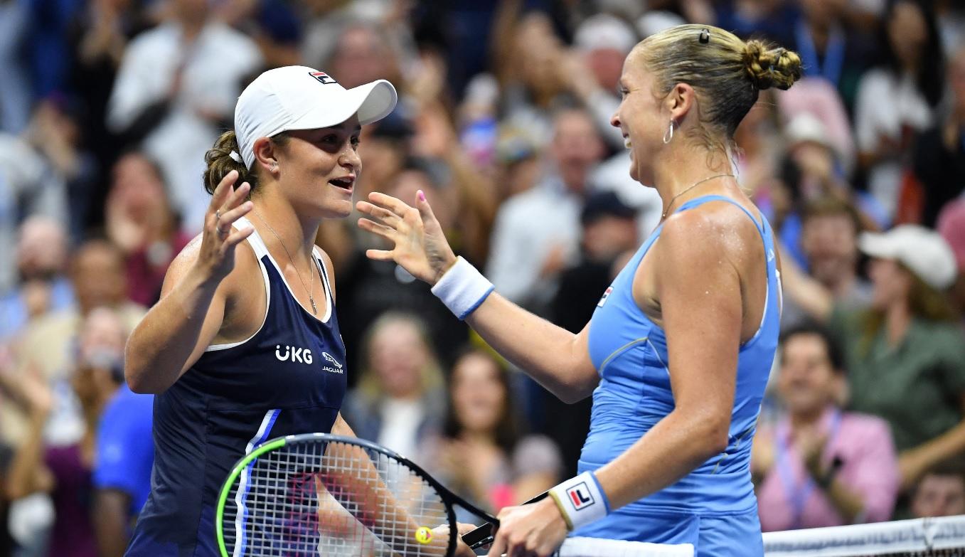 Ashleigh Barty a fost eliminată de la US Open