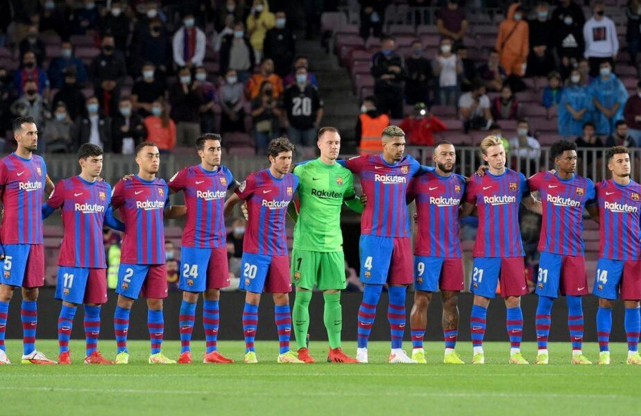 OFICIAL | Transfer surpriză făcut de Barcelona! Jucătorul a semnat până în 2027 și are o clauză de reziliere uriașă