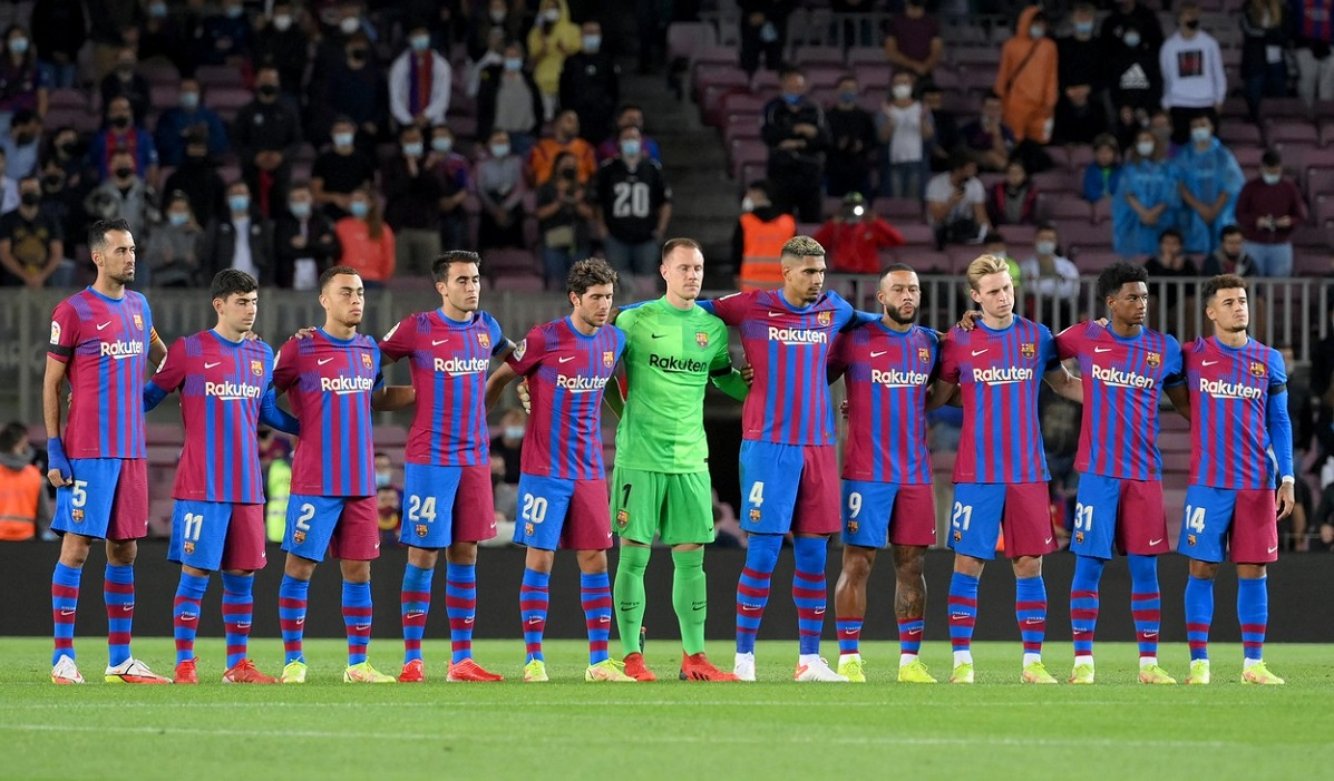 Barcelona, transfer surpriză