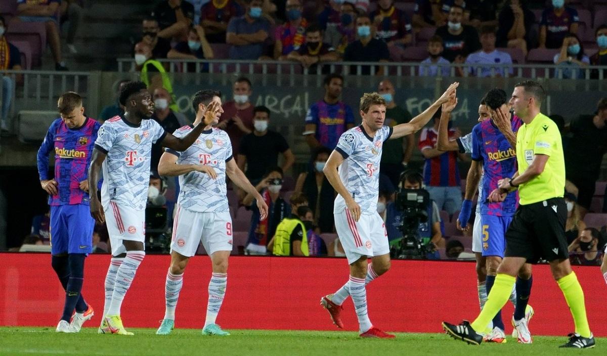 Barcelona - Bayern 0-3