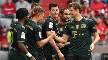 Ploaie de goluri în Europa! Bayern – Bochum 7-0 şi Inter – Bologna 6-1. Liverpool – Crystal Palace 3-0. Echipa lui Jurgen Klopp, noul lider din Premier League