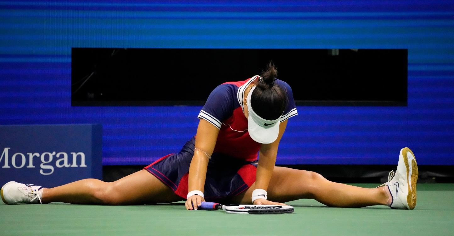 Bianca Andreescu, meci uluitor de 3 ore şi jumătate