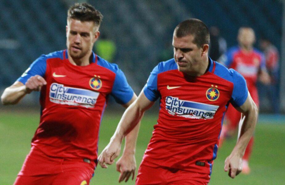 Mihai Pintilii şi Alexandru Bourceanu