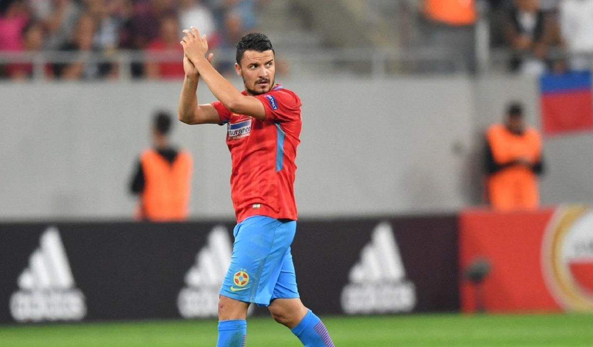 Constantin Budescu, la FCSB
