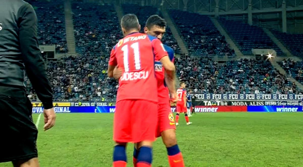 Constantin Budescu a debutat la FCSB