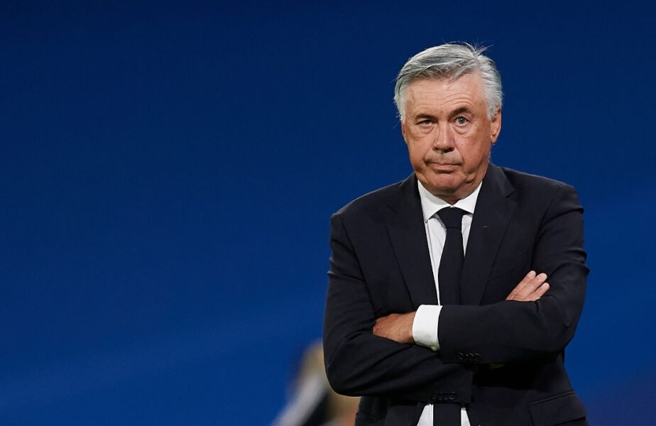 Reacţia lui Carlo Ancelotti după ruşinea istorică, Real Madrid - Sherrif 1-2