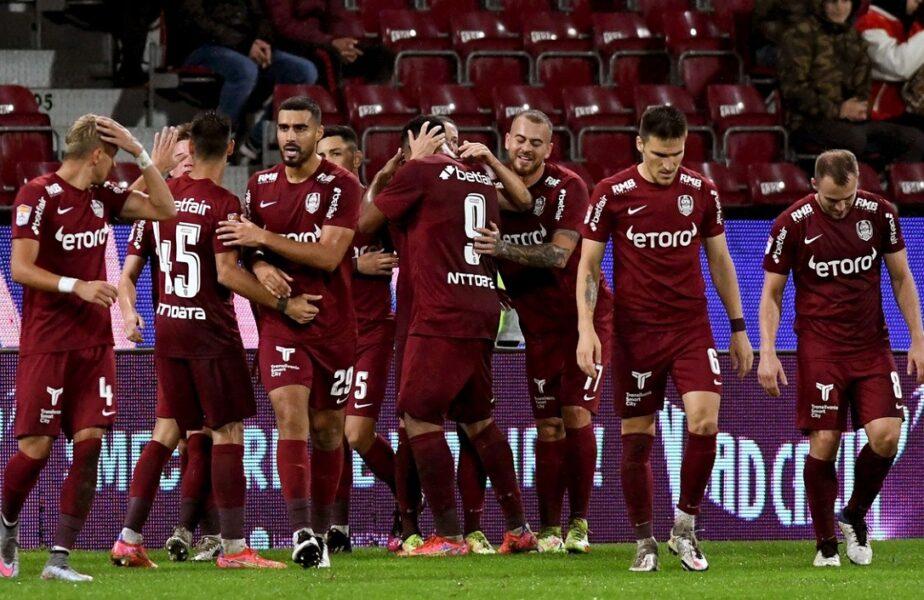 CFR Cluj – Sepsi 2-0 | Campioana s-a distanțat tot mai mult de rivalele FCSB și Universitatea Craiova! Bouhenna și Culio au adus victoria echipei lui Dan Petrescu