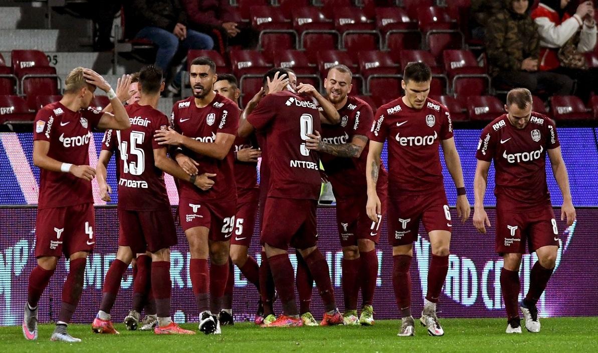 CFR Cluj debutează în grupele Conference League