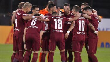 Jablonec – CFR Cluj 1-0. Meci de coșmar în Cehia! Dan Petrescu, a doua înfrângere la rând de la revenirea în Gruia. Campioana României, ultima în grupa de Conference League