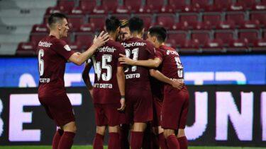 CFR Cluj – AZ Alkmaar 0-0. Meci de foc pentru campioana României! Dan Petrescu i-a lăsat pe bancă pe Alibec și Petrila. Echipele de start